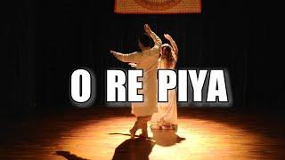 O Re Piya / Aaja Nachle / Madhuri Dixit / Rahat Fathe Ali/ Hemant Devara/ Maria Jose Bono
