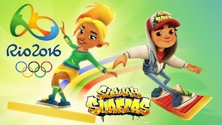 Subway Surfers World Tour Rio New Update | Subway Surfers Rio Olympic 2016