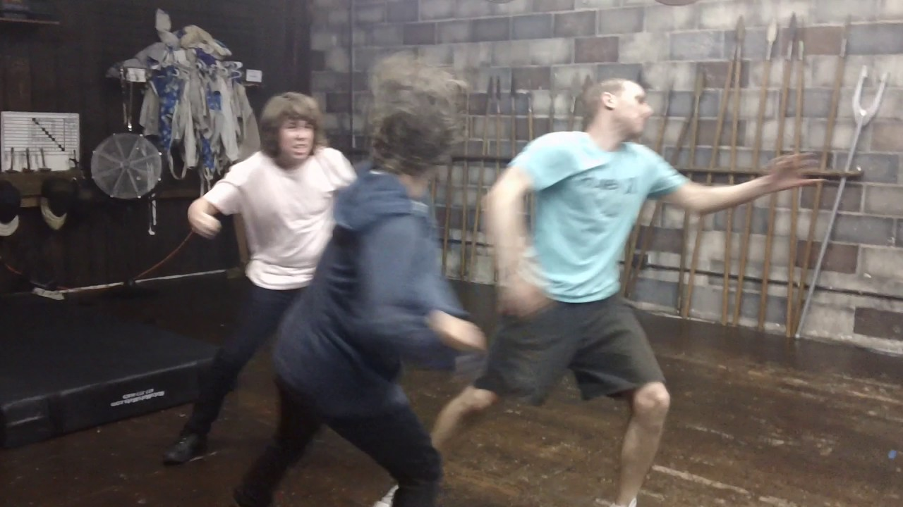 Hand To Hand Stage Combat Certification Youtube