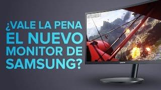 Análisis: Samsung CFG70