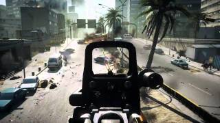 Battlefield 3 Trailer HD/HQ (SHORT CUT)