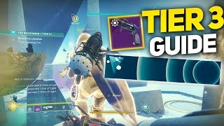 The Reckoning Tier 3 Guide: Tips for Flawless and Farming the Hand Cannon! (Destiny 2 Joker's Wild)