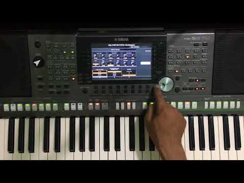 Hướng dẫn cài đặt pedal và giới thiệu công dụng nút Direct Access trên đàn Yamaha