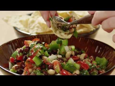 How to Make Texas Caviar | Vegetarian Recipes | Allrecipes.com