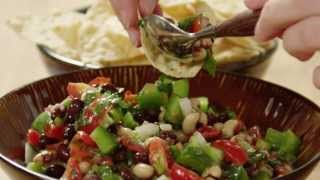 Vegetarian Recipes - How To Make Texas Caviar