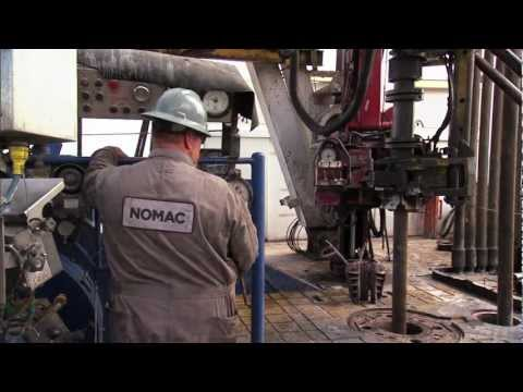 Well pad preparation and drilling in the Marcellus Shale