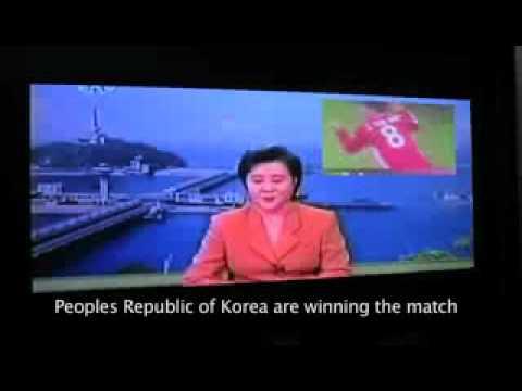 North Korea fakes World Cup 2010