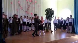 Инсценировка песни Смуглянка молдаванка