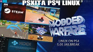 PS4 Psxita Installing Additional Emulators & Apps