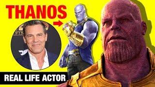 Avengers Endgame: Thanos Real life actor Biography   Josh Brolin   Marvel   Motivational