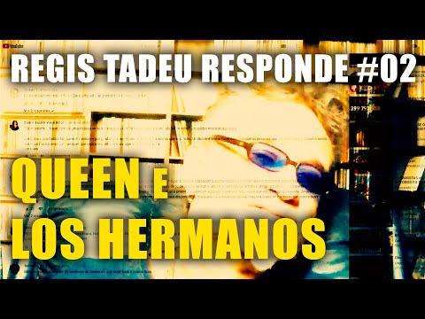 Regis Tadeu Responde a fãs do Queen e Los Hermanos