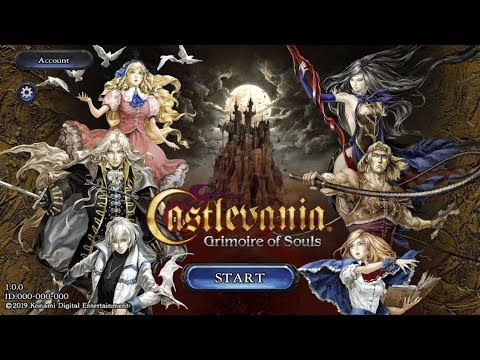 Castlevania Grimoire Of Souls [ Android APK ] Gameplay