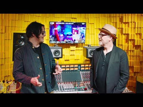 Adam Savage Visits Third Man Records!