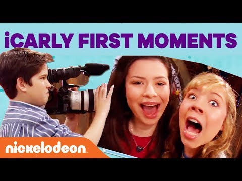 Do You Remember All These 💫 Firsts from iCarly?! 🦏 | Nick
