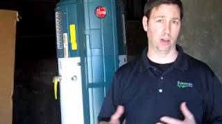 Rheem HP-50 Hybrid Heat Pump Electric Water Heater Preview