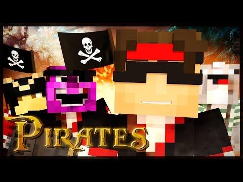"""Minecraft Pirates! - """"The Adventure Begins!"""" #1 (Minecraft Roleplay)"""
