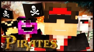 "Minecraft Pirates! - ""The Adventure Begins!"" #1 (Minecraft Roleplay)"