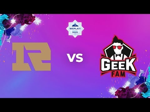 Royal Never Give Up vs Geek Fam vod