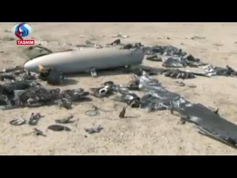 Iranian TV Broadcasts Footage Of 'downed Israeli Drone'