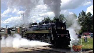 CN 6060 Freight Special - Preview