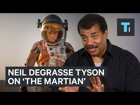 Neil deGrasse Tyson on 'The Martian'