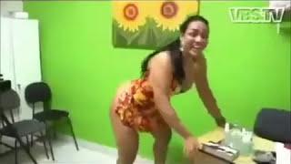 ANDRESA SOARES LA Brasileña mas CULONA  bailando