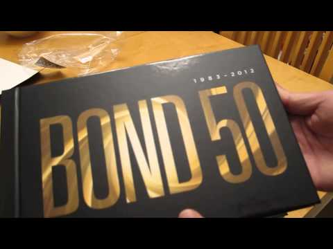 James Bond Collection, 50th Anniversary...