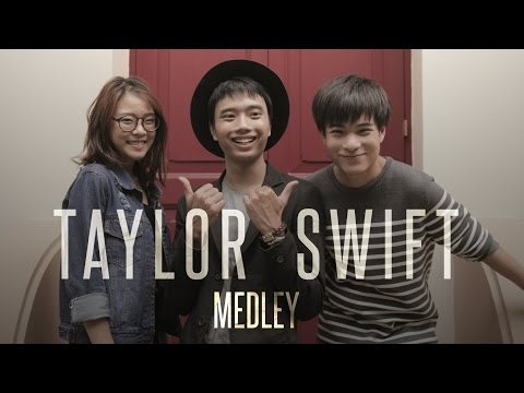 Taylor Swift Medley   BILLbilly01 ft. King and Image