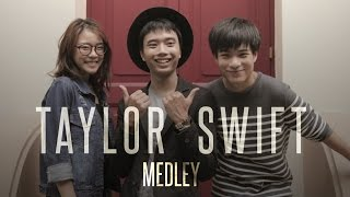 taylor swift medley   billbilly01 ft king and image