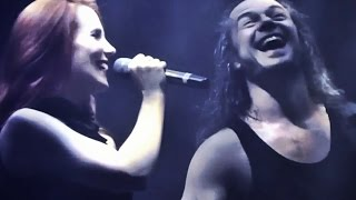 Epica - Kingdom of Heaven (Live video) (Lyrics - English / Español | Subtitulado)