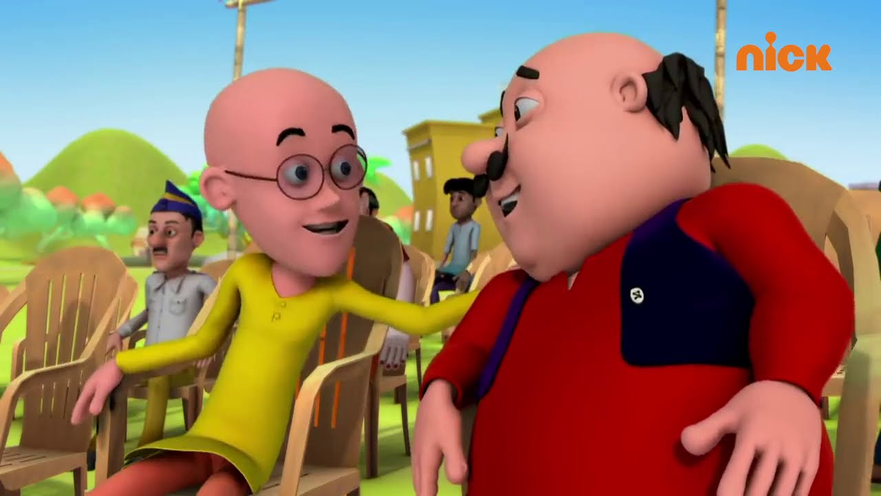 Motu Patlu | Season 1 |  मोटू पतलू | Furfuri Nagar Ka Mayor | 125 Part 2 | Voot Kids