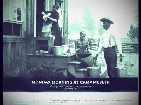 Where We Camped: E. Jane Gay's Idaho Photographs
