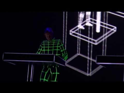 Kraftwerk Music Non Stop Liverpool Philharmonic Hall