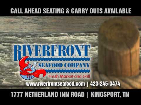"Riverfront Seafood Company - ""The Dawn of Time""  :30 Commercial"