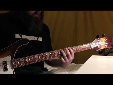 """Damage Case"" - MOTÖRHEAD Bass Cover"