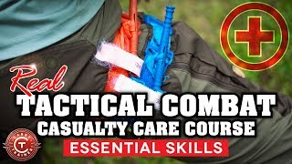 Tactical Combat Casualty Care Training (TCCC) | S12 Nashville 2018