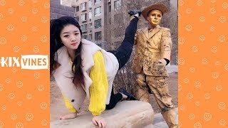 Funny videos 2019 ✦ Funny pranks try not to laugh challenge P88