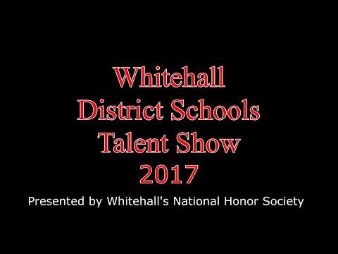 Whitehall District Schools Talent Show - January 14, 2017