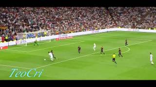 Cristiano Ronaldo  Destroying Barcelona 2008-2013 HD