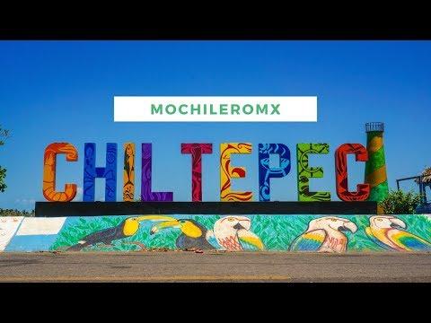¿Como es Chiltepec,Tabasco ? | El pueblito mas pintoresco de Tabasco | MOCHILEROMX