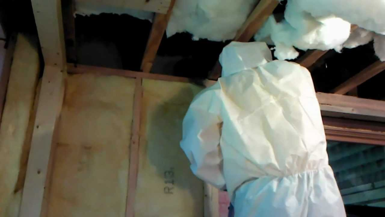 Diy spray foam insulation foam it green review youtube solutioingenieria Image collections
