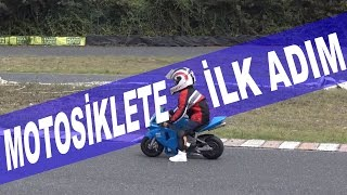 Motosiklete İlk Adım