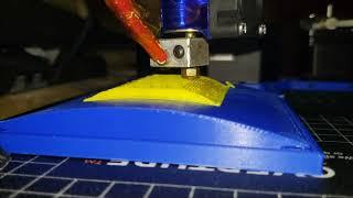 Conformal 3D Printing - Triple Cylinder