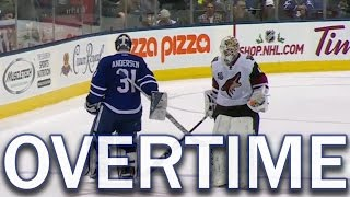 (Full Overtime) Arizona Coyotes vs Toronto Maple Leafs - 12/15/2016