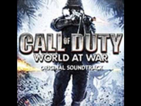 Call of Duty World at War Soundtrack Seelow Heights