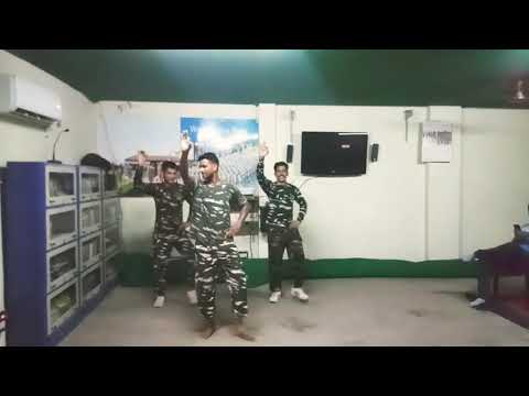 Dance practice by