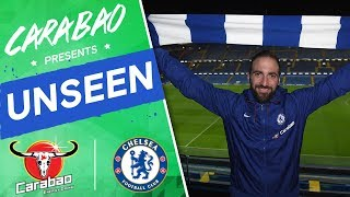 #Higuain Signs! Inside Access To Gonzalo Higuain's Deal | Chelsea Unseen