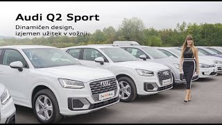 Audi Q2 35 TFSI Sport S Tronic + video opis opreme - PONUDBA MALO RABLJENIH  | Porsche Inter Auto