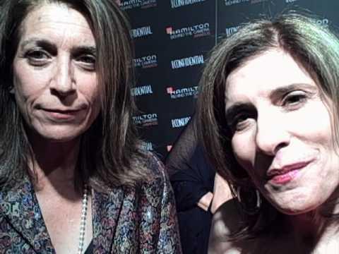 Maryann Brandon and Mary Jo Markey at the Hamilton Behind the Camera Awards