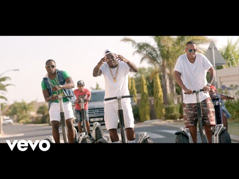 Burnaboy - Rockstar [Official Video]